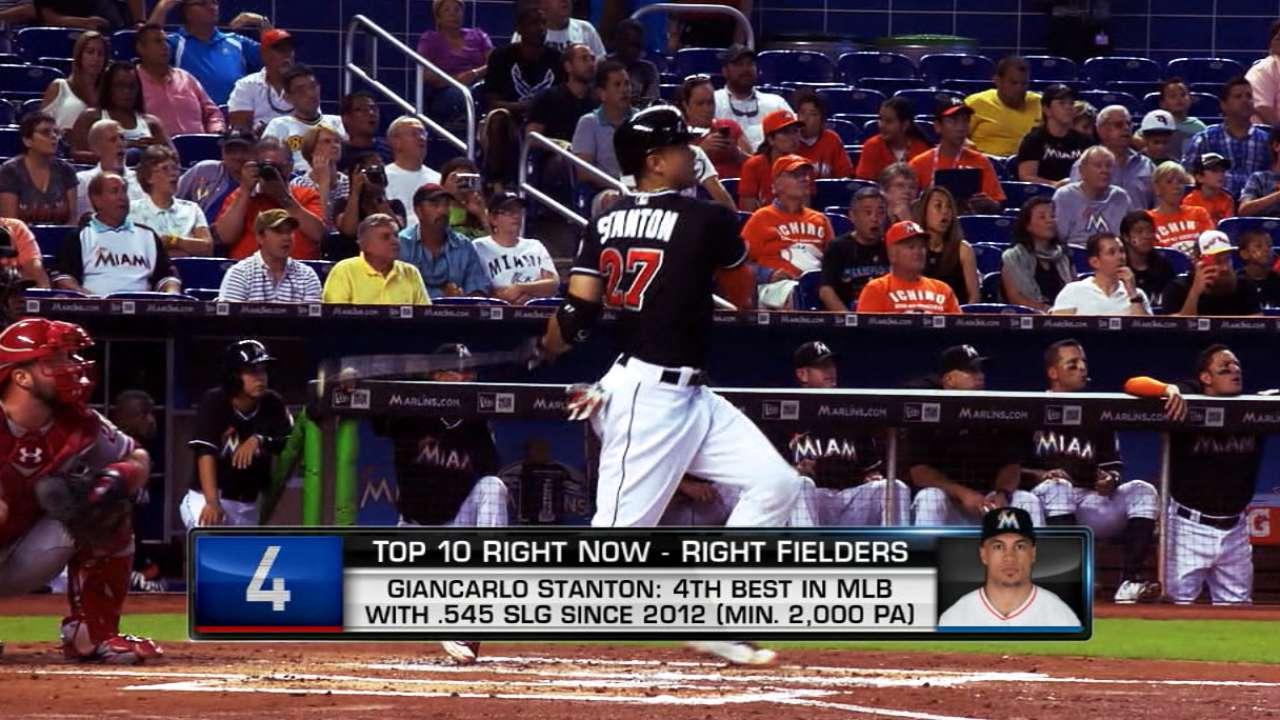 Top 10 Right Now: Stanton