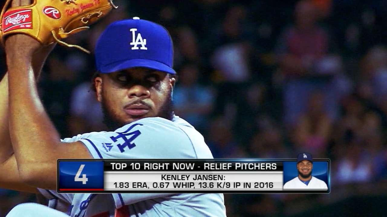 Top 10 Right Now: Jansen