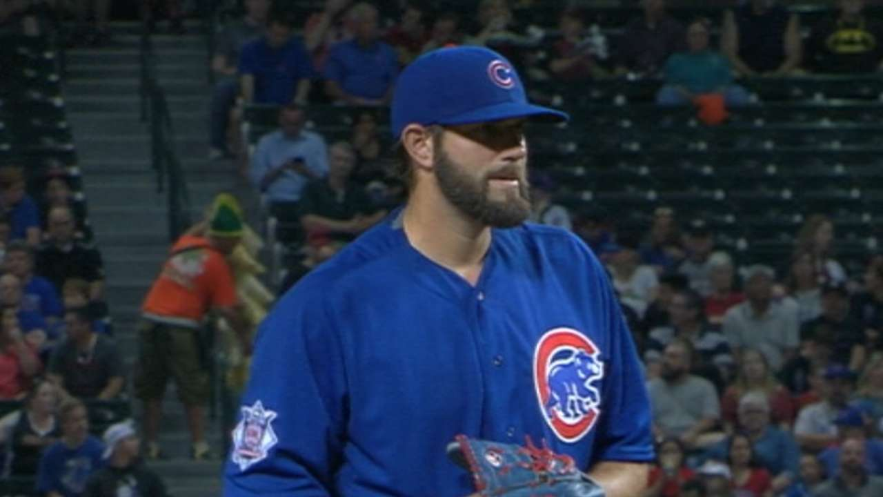 Hammel a good fit for Royals