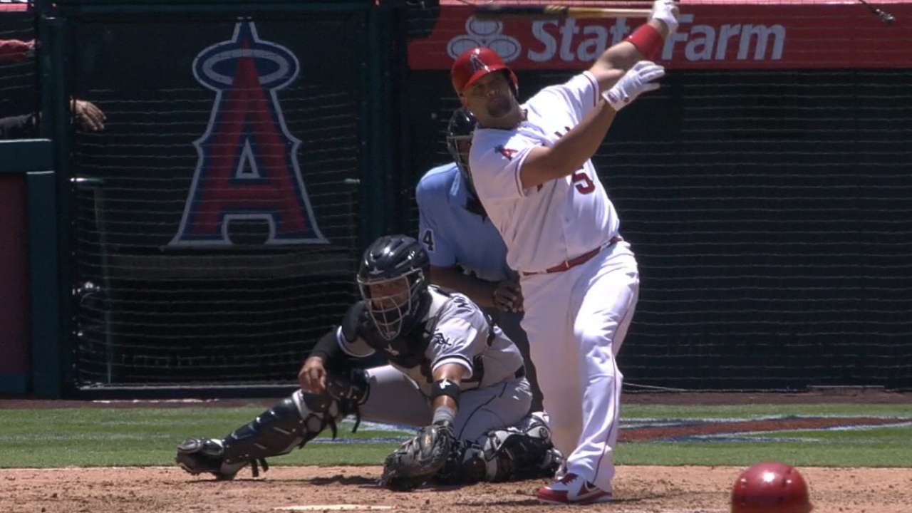 Outlook: Pujols, DH/1B, LAA