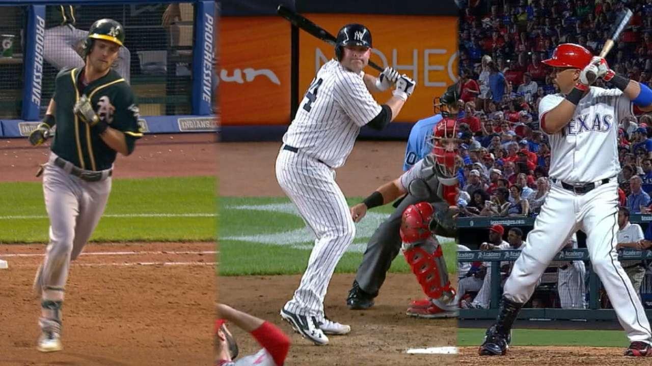 Astros bolster lineup
