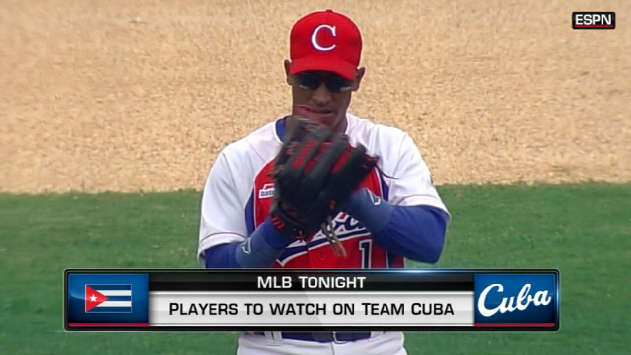 Players to watch for Team Cuba