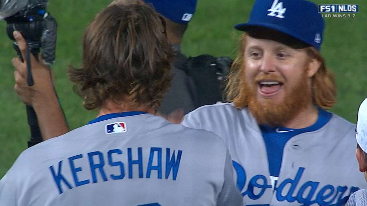 Dodgers have eyes on a ring, nothing less
