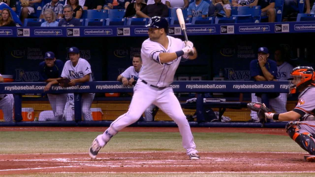 Health, solid pitching would be Rays' perfect storm