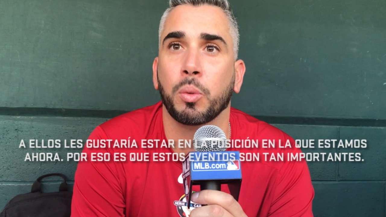 Oliver Pérez cumplió su sueño de jugar la Serie del Caribe en Culiacán