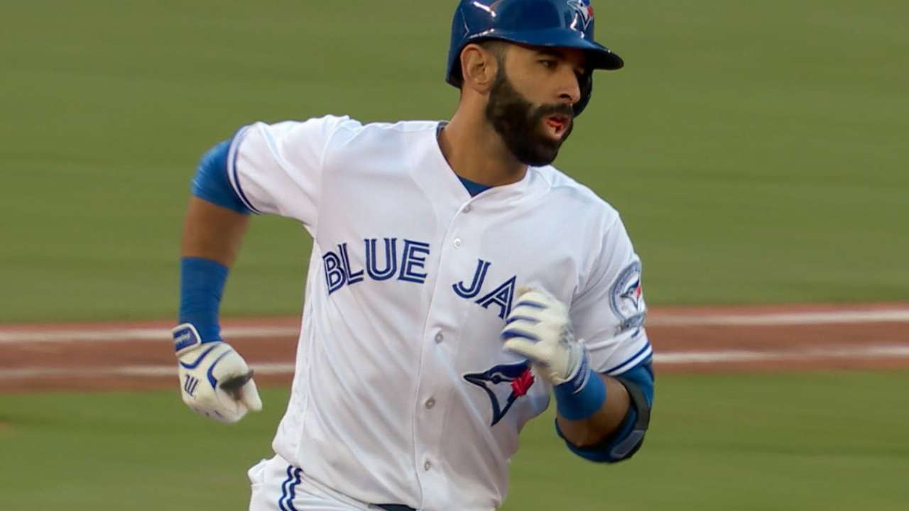 Outlook: Bautista, OF/1B, TOR