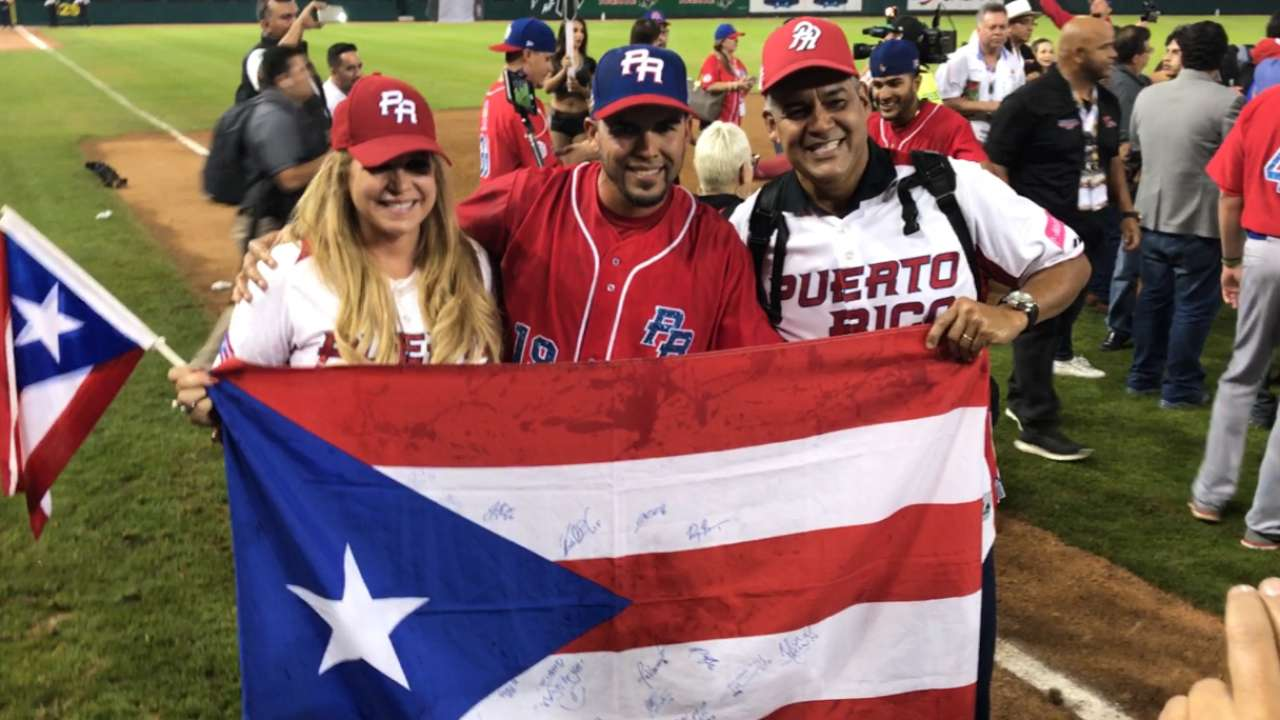 Puerto Rico wins Series