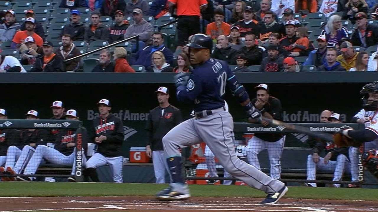 Cano should star for Mariners