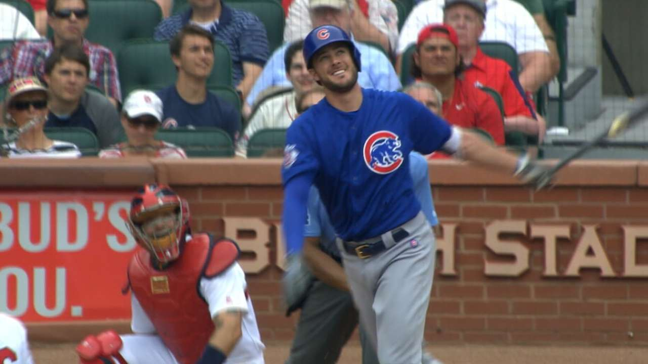 Bryant is Cubs star for 2017
