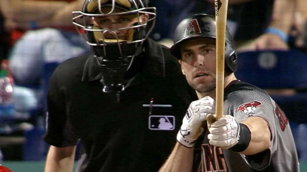 Goldy to star for D-backs