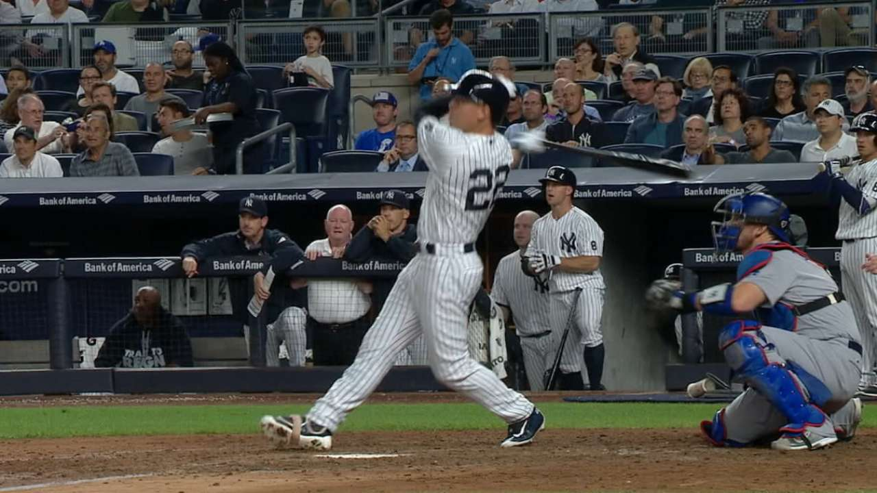 Outlook: Ellsbury, OF, NYY