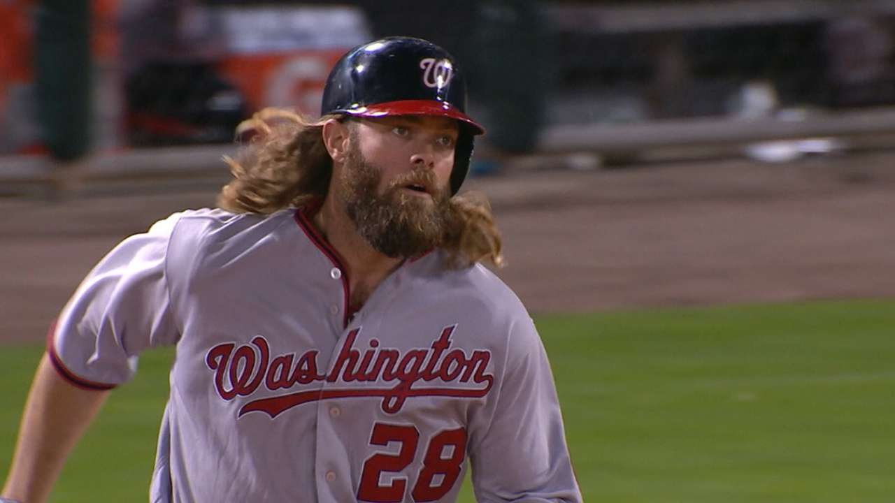 Werth poised for postseason success