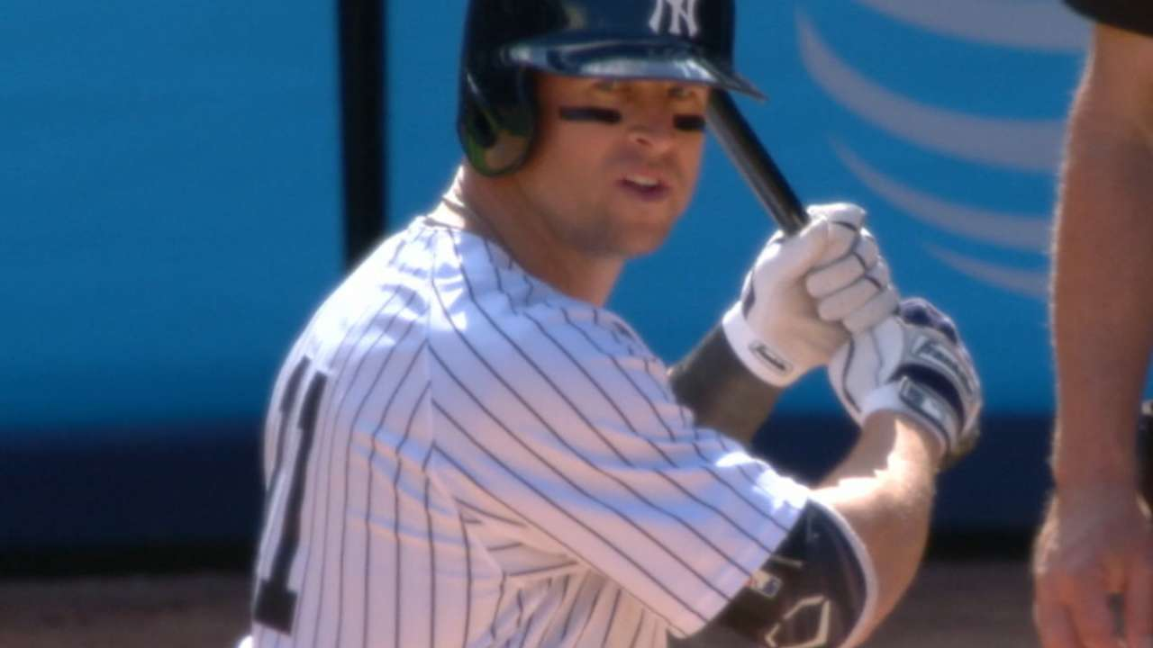 Gardner glad to be a Yankee for 10th season