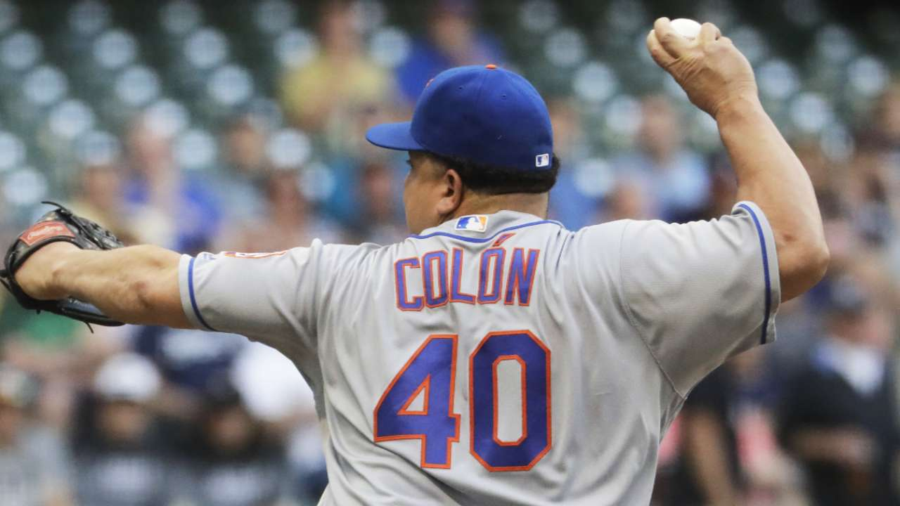 Outlook: Colon, SP, ATL