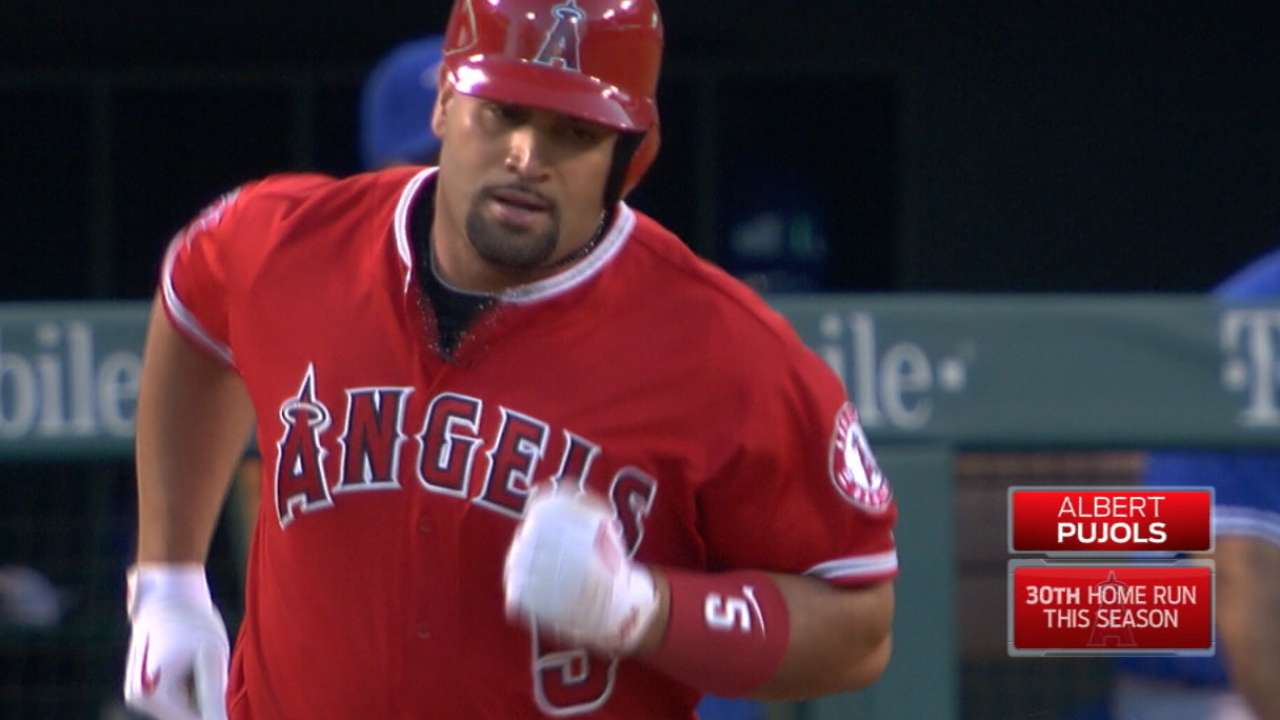 Angels' roster hinges on health of stars