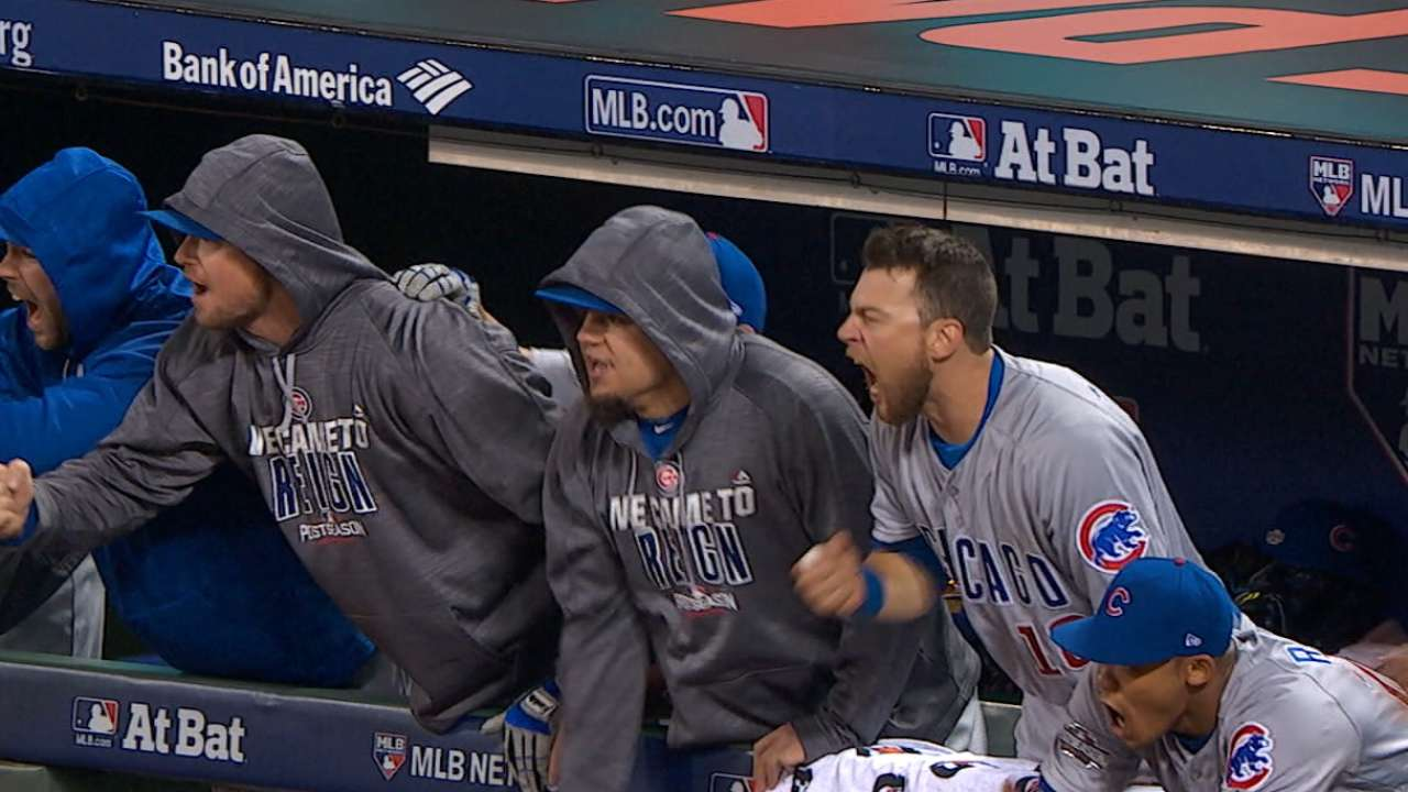 Maddon wants Cubs 'uncomfortable' after title