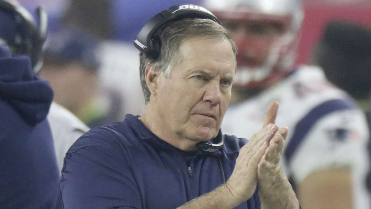 A winning way: Managing like Belichick