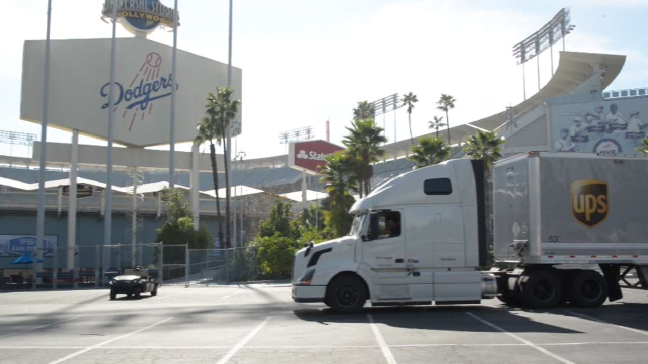 Trucks head to Camelback Ranch for camp