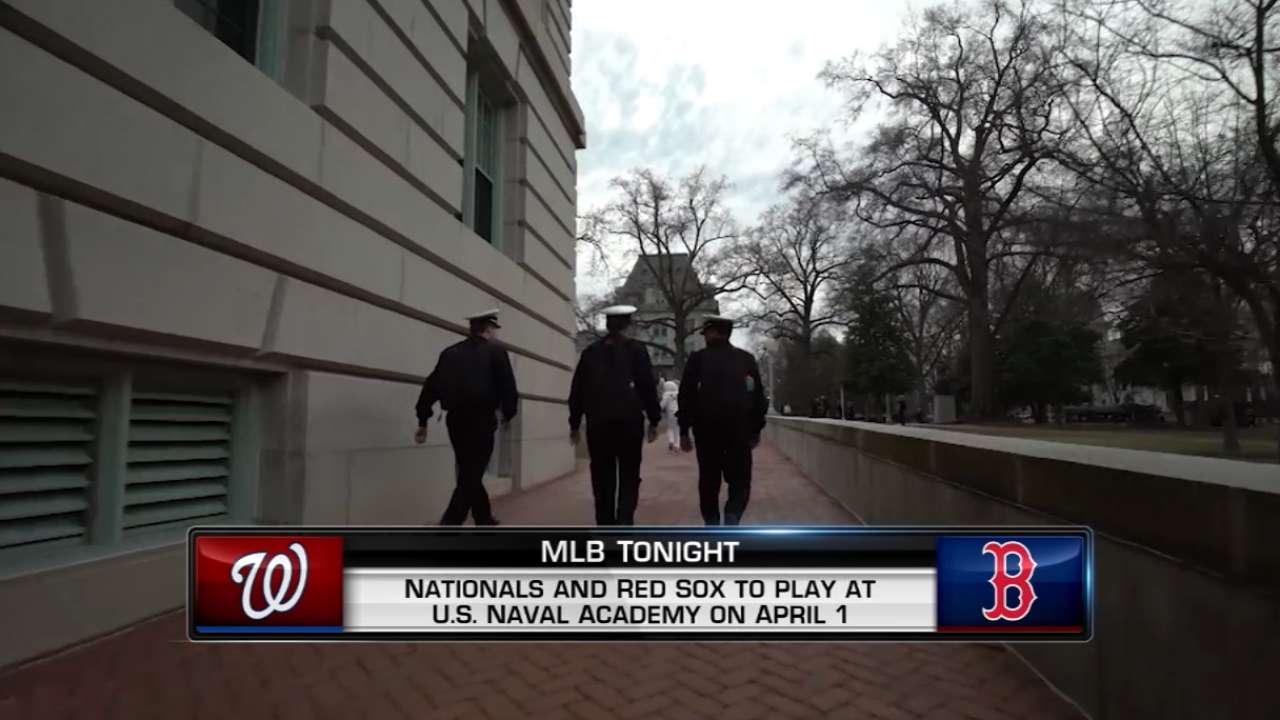 MLB Tonight: U.S. Naval Academy