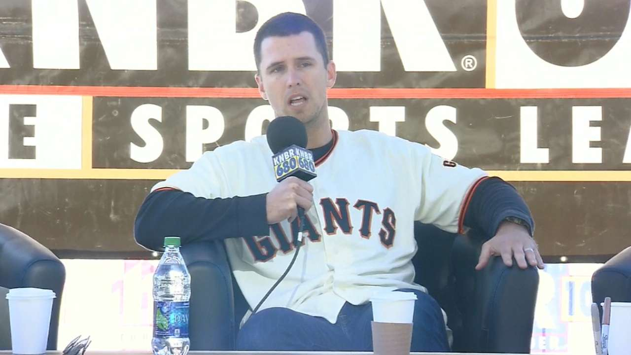 Advanced stats have Posey optimistic about power