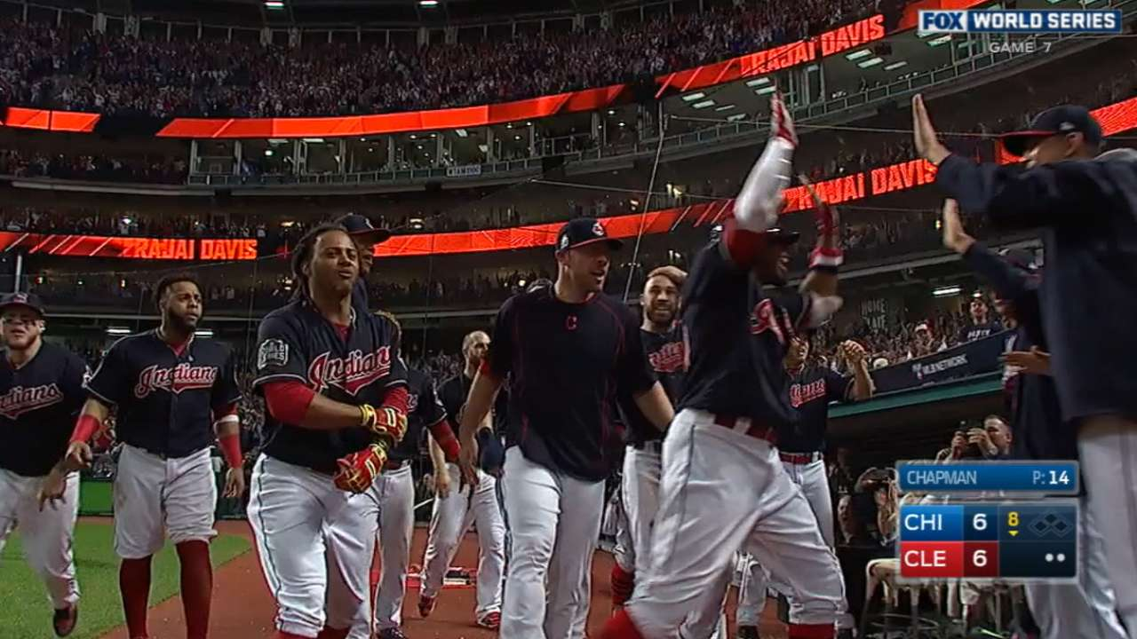 Indians have unfinished business