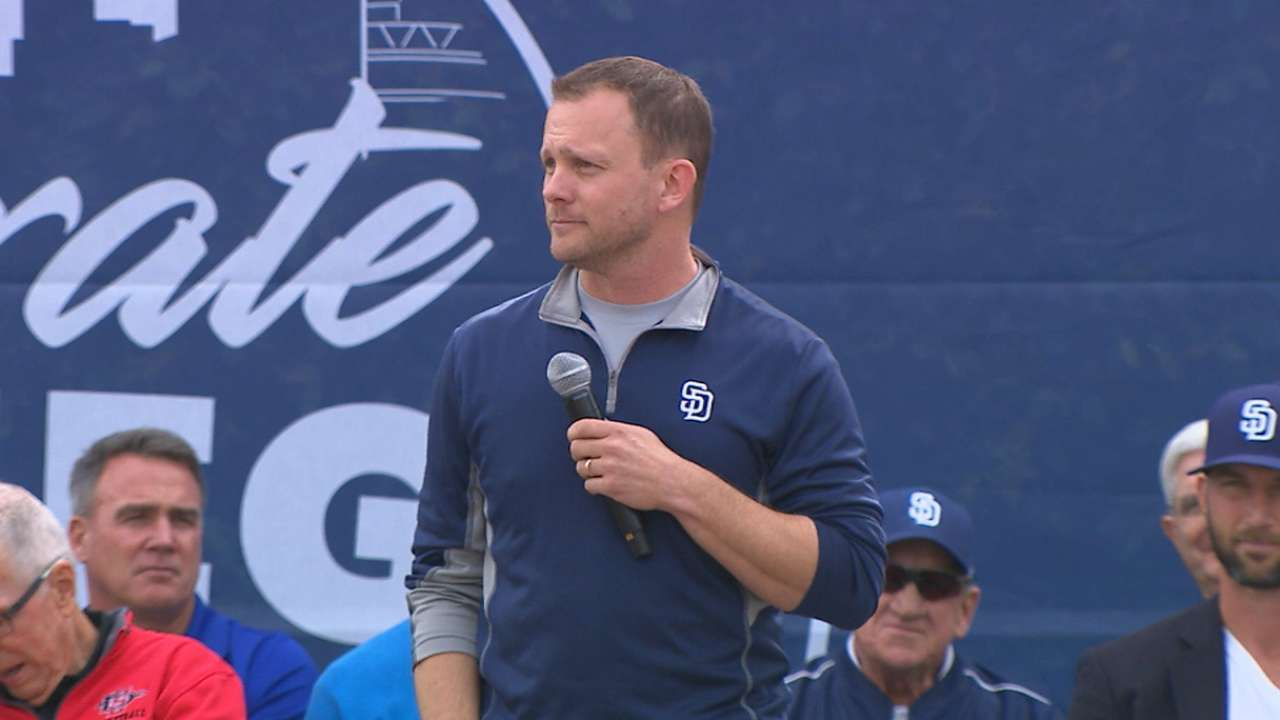 Andy Green at Celebrate SD Rally