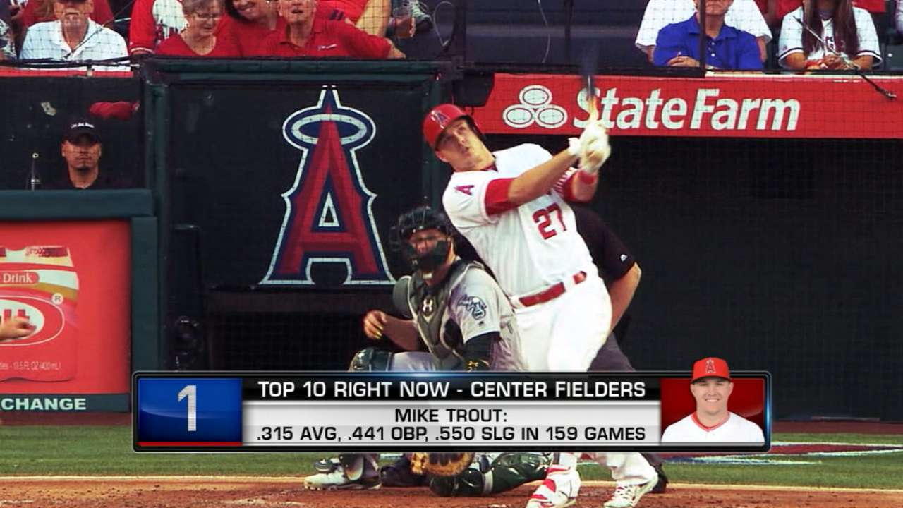 Top 10 Right Now: Trout