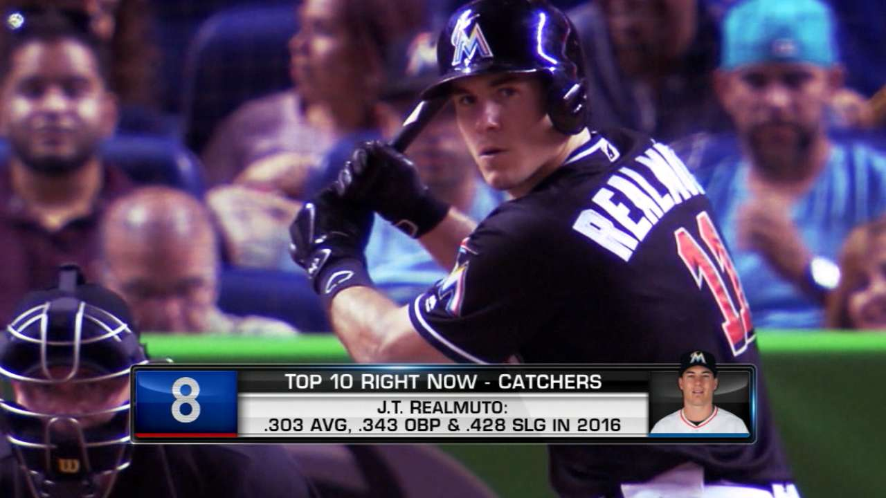 Top 10 Right Now: Realmuto