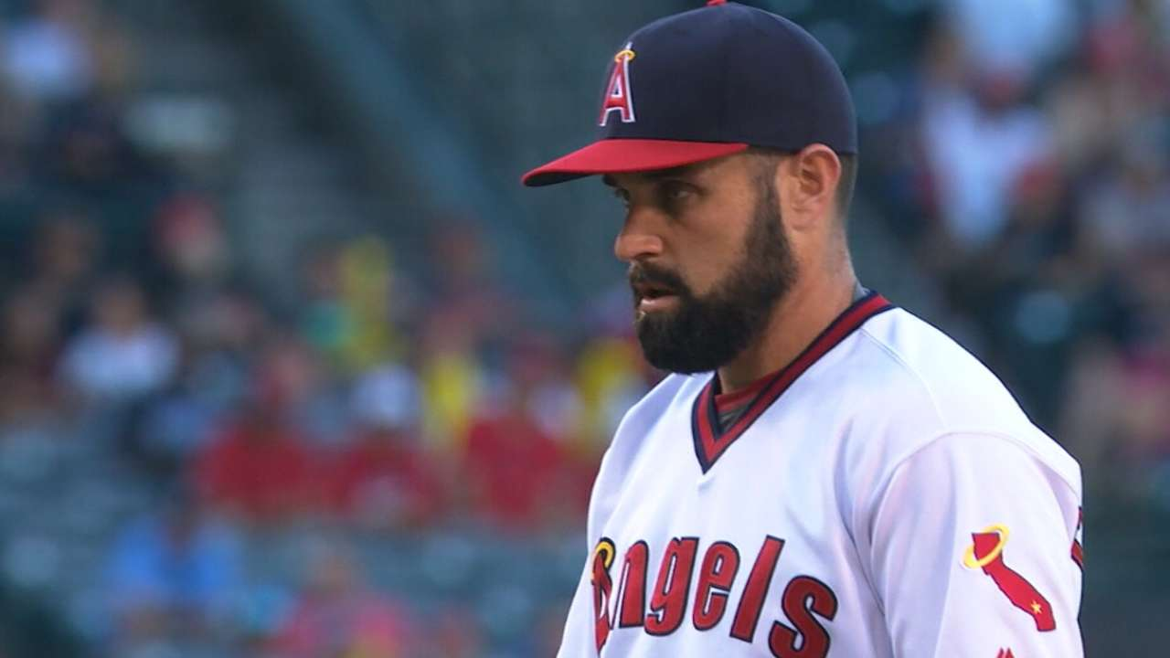 Shoemaker has no anxiety about facing hitters