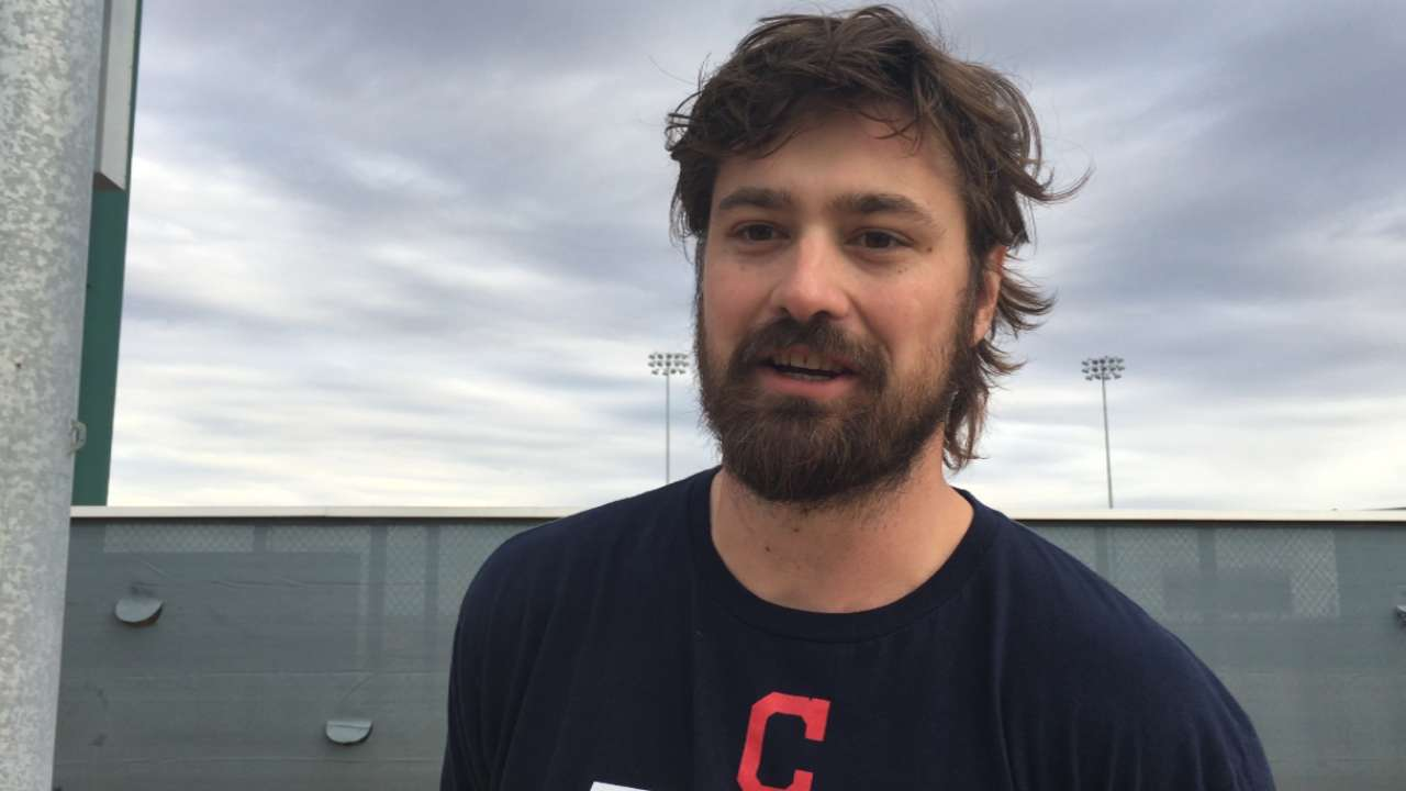 Miller set to balance Indians' season, Classic