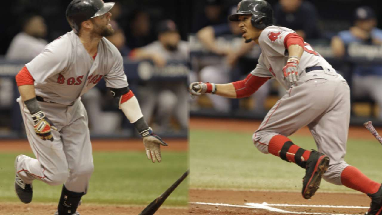 Pedroia leads Sox into post-Big Papi era