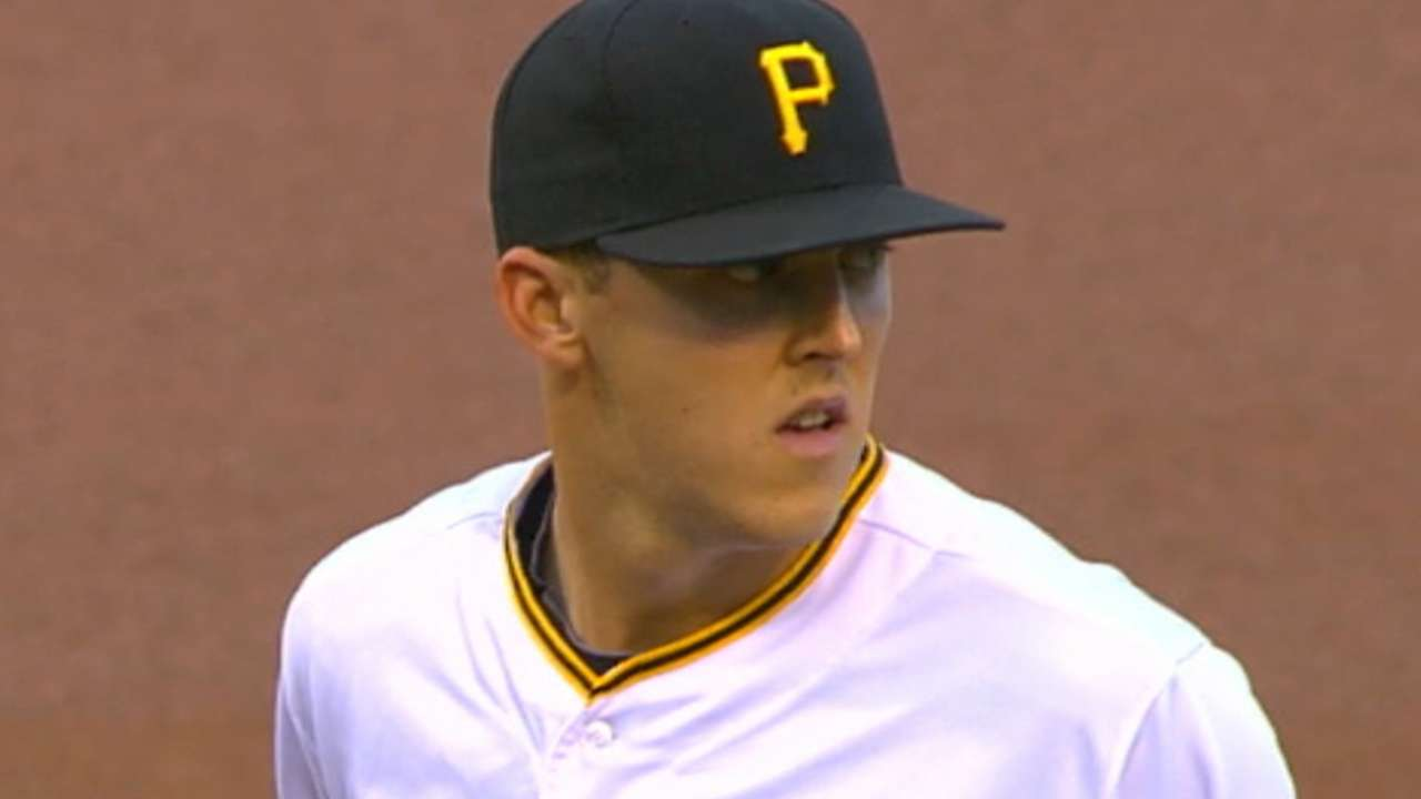 Outlook: Taillon, SP, PIT