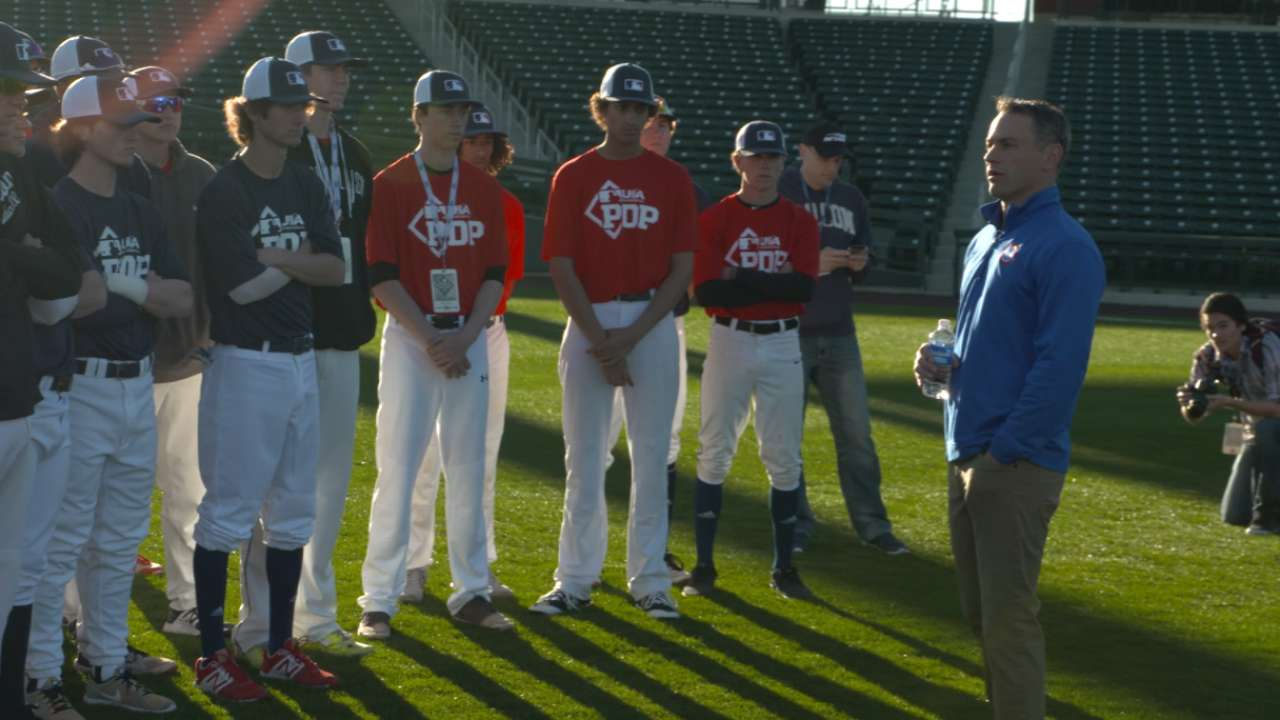 Draft prospects show skills at Arizona PDP event