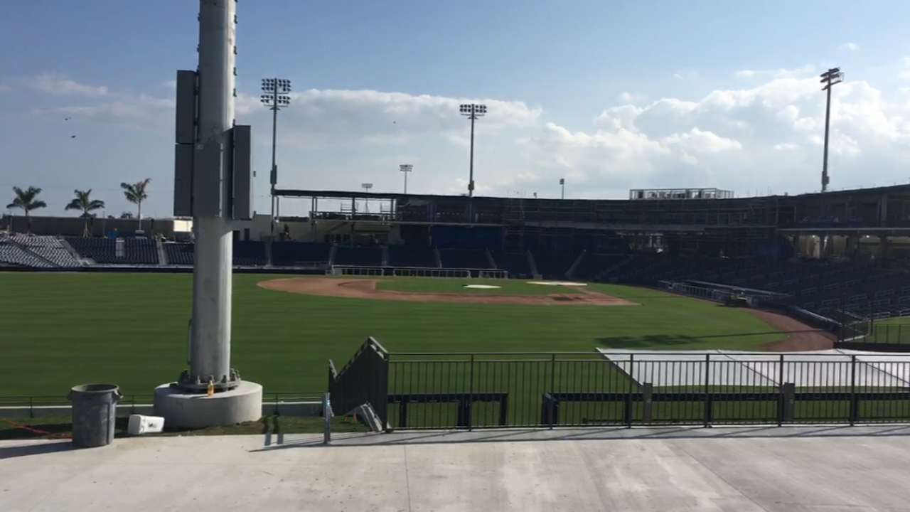 Astros new Spring Training home