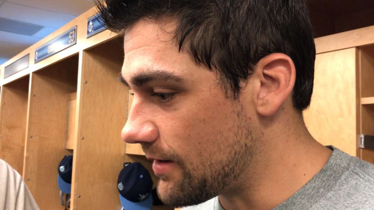 Eovaldi joins Rays at spring camp