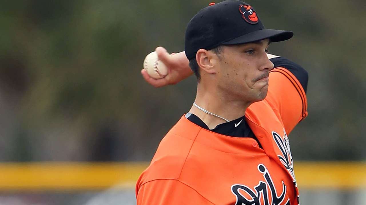 Scott excited for next chapter after call to O's