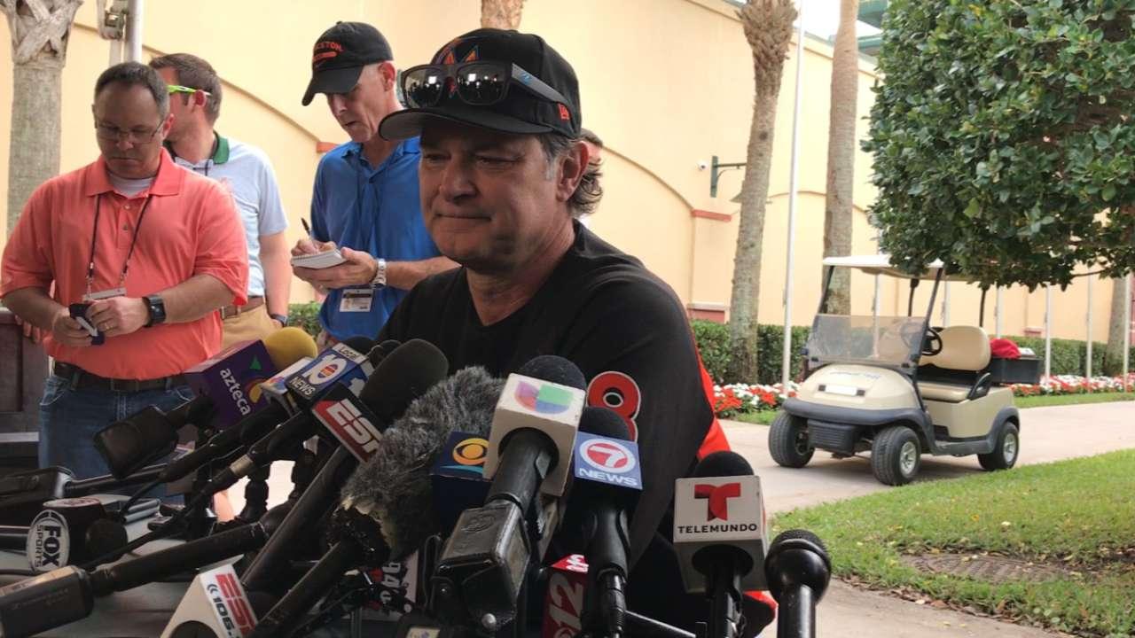 Mattingly reflects on Fernandez