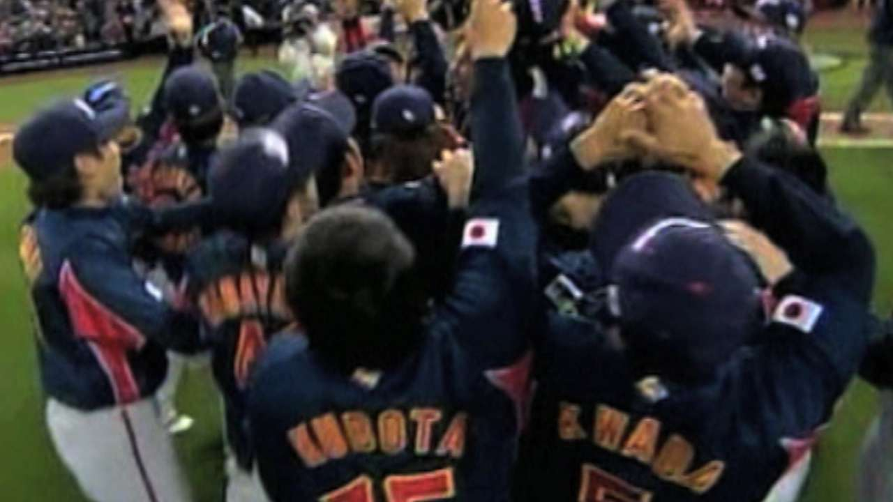 MLB Network looks at World Baseball Classic roots