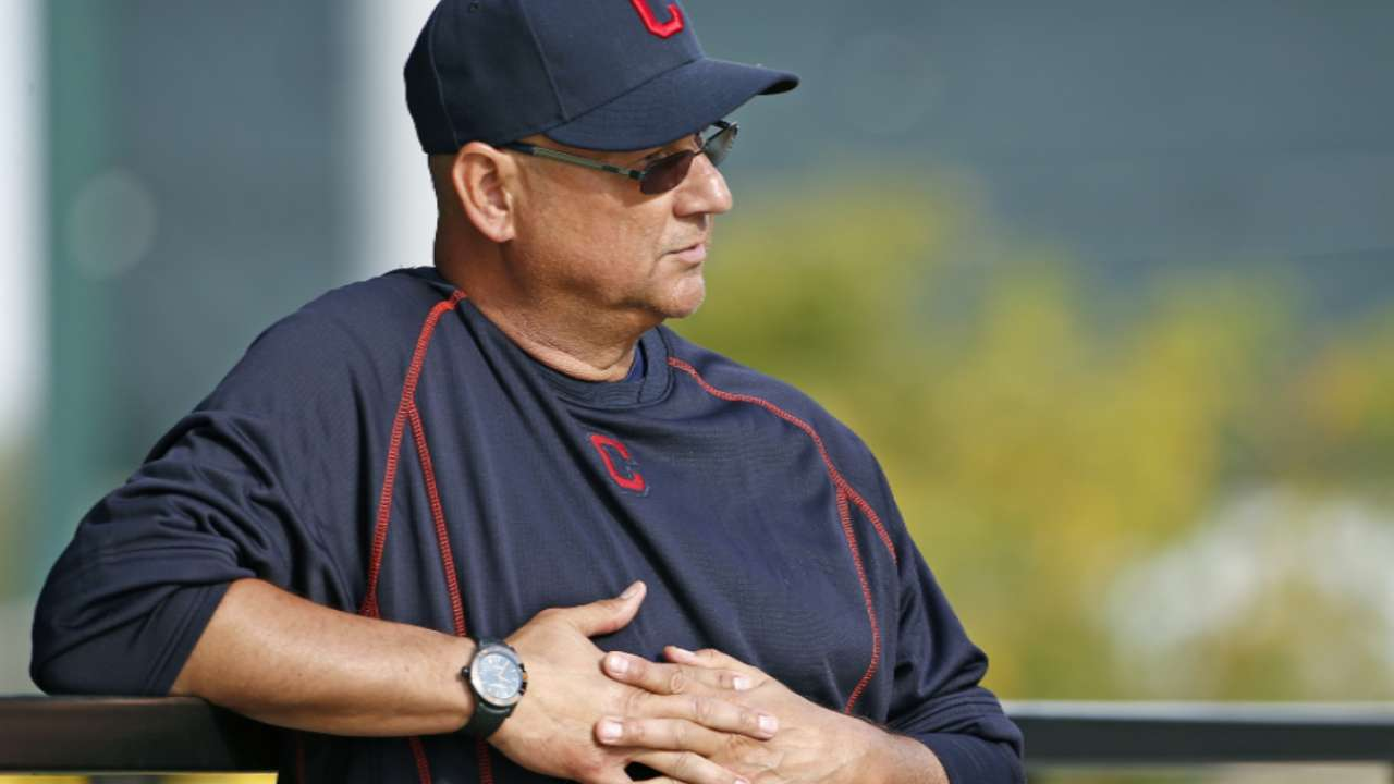 Francona on 2017 mindset