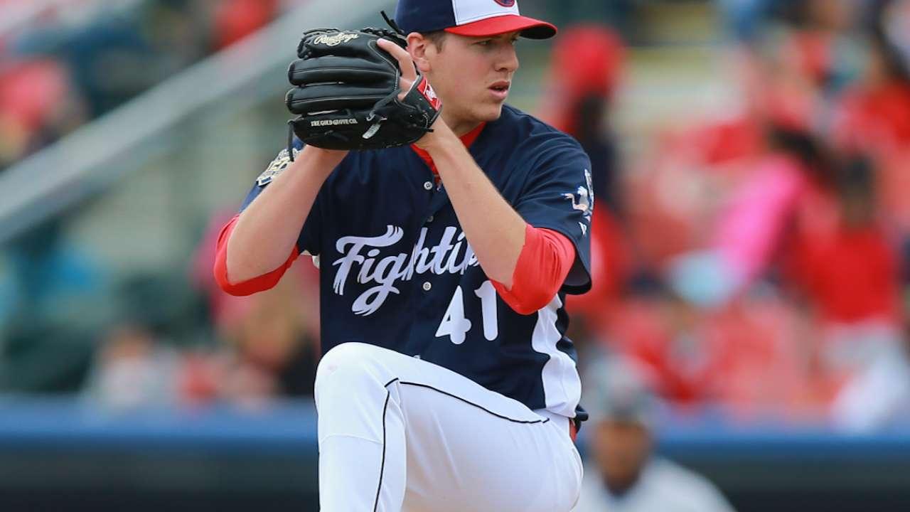 Phillies Minor League review: April 6-16