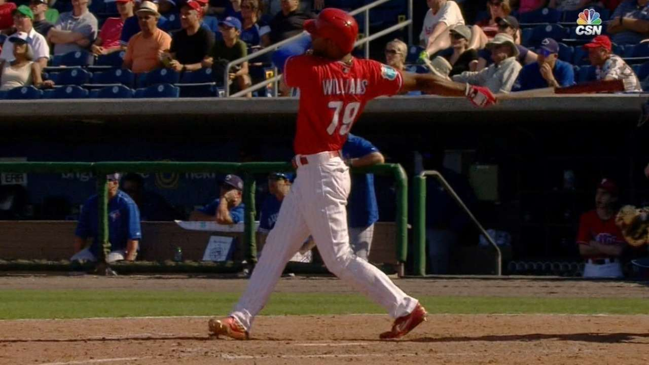 Top Prospects: Williams, PHI