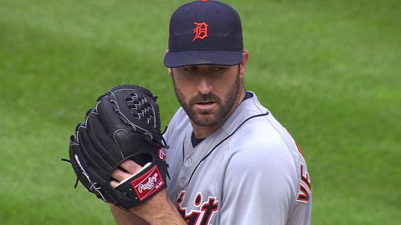 Verlander set to roar in opener