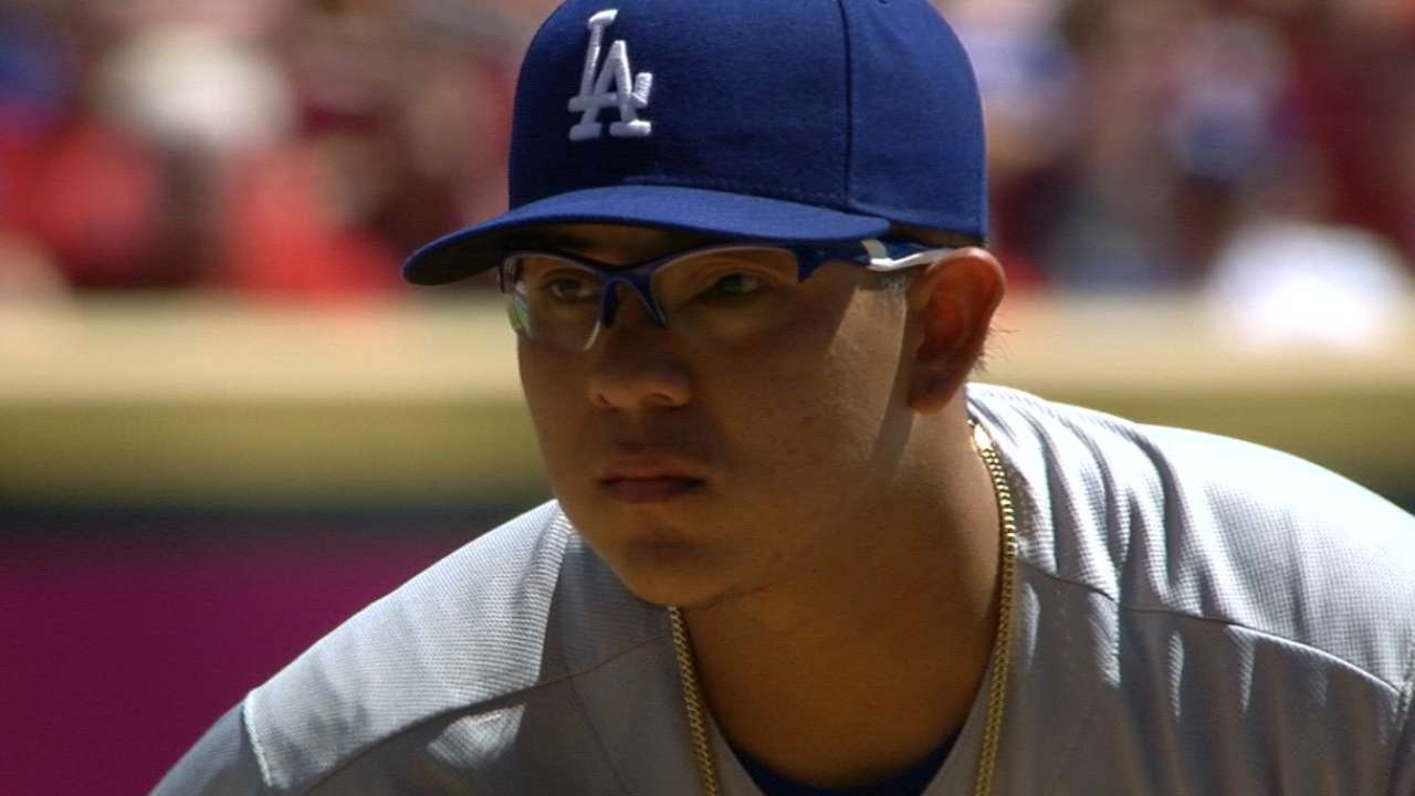 Outlook: Urias, SP, LAD