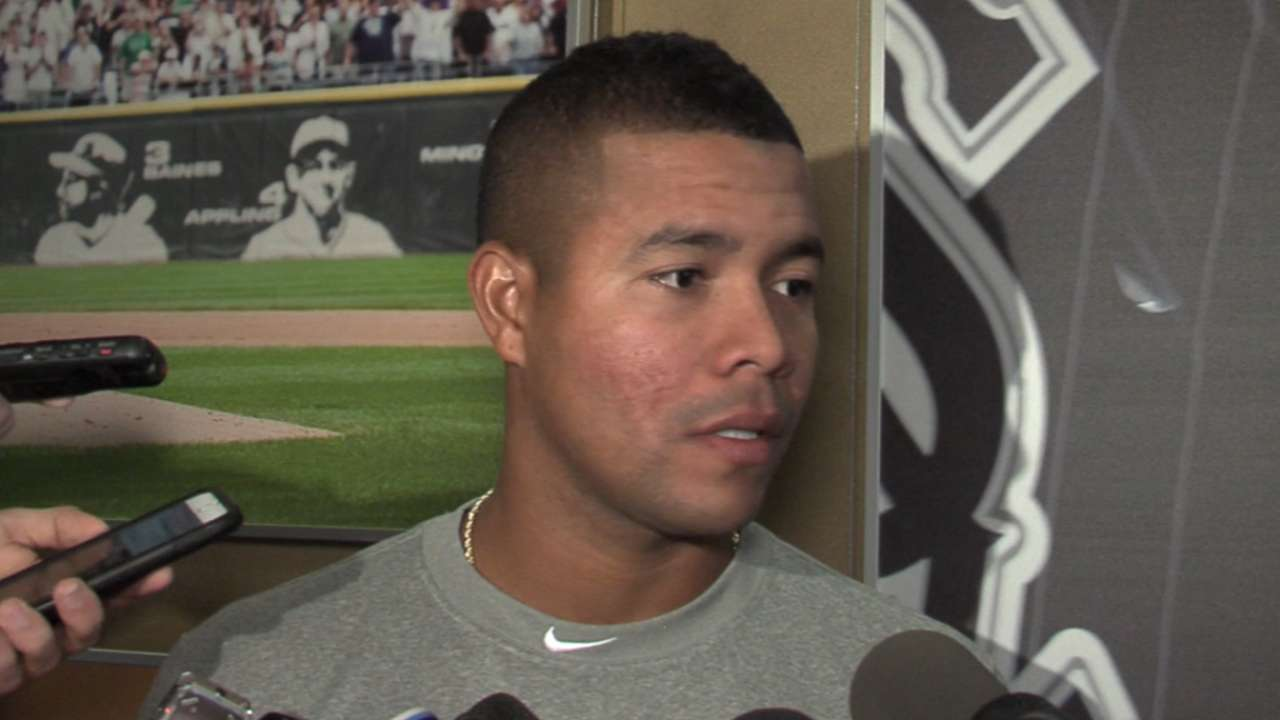 Quintana excited for season