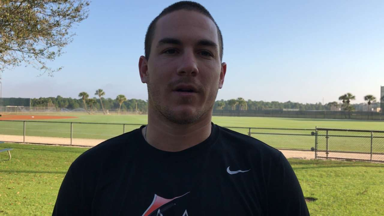 Realmuto skips Classic to learn new position