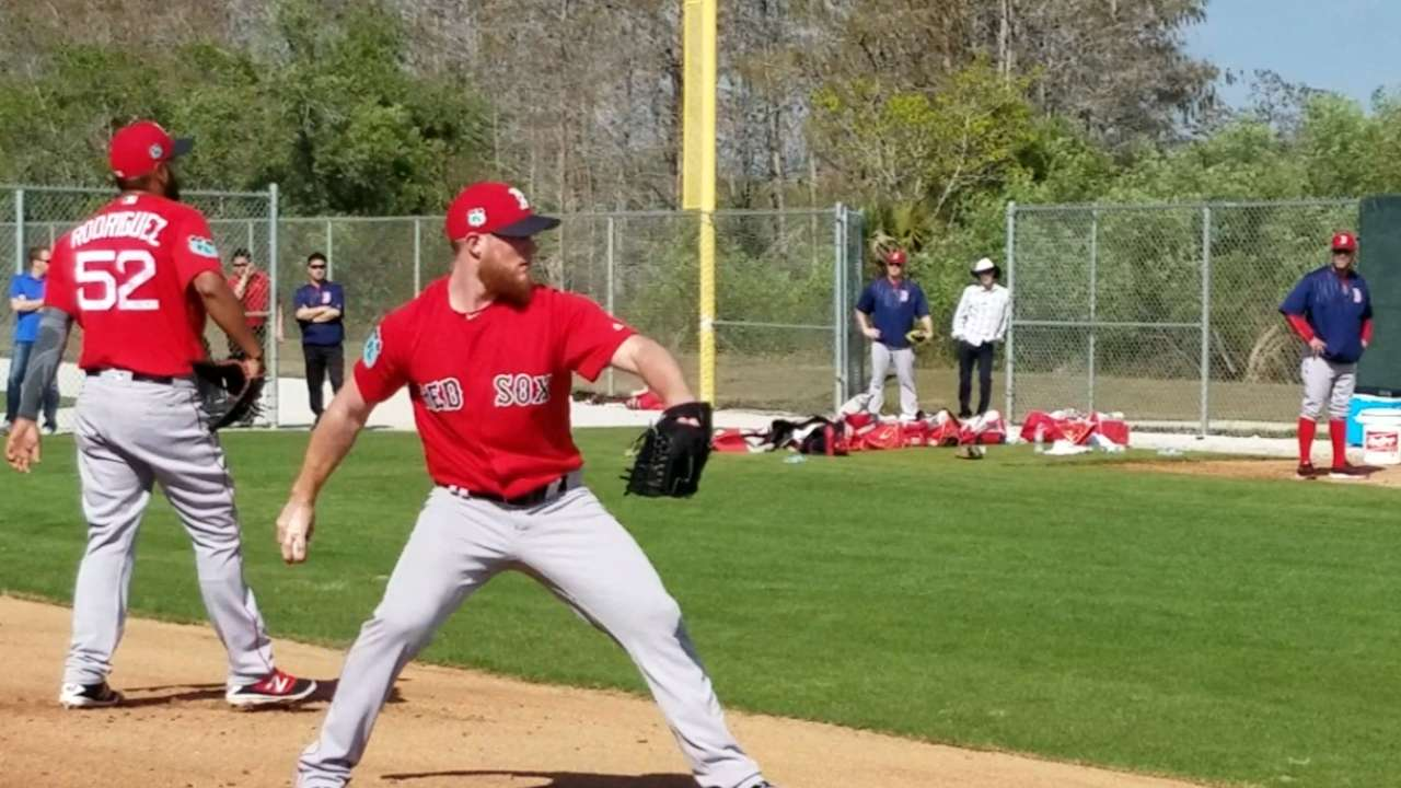 Kimbrel hoping to make mechanical tweak