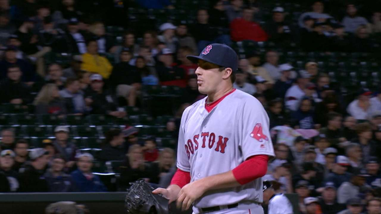 Sox righty Smith aimed toward May or June return
