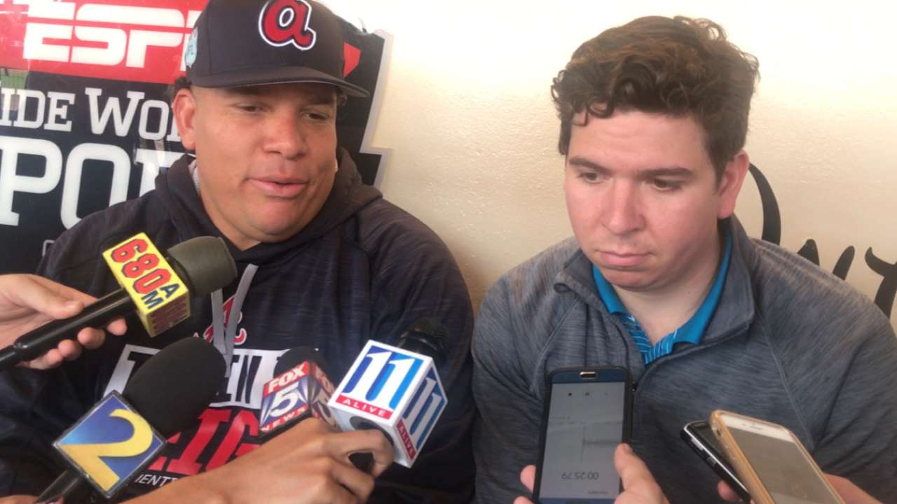 Colon eager to start new season with Braves