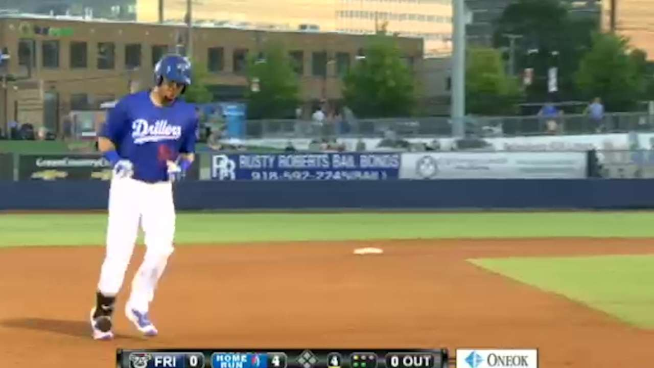 Top Prospects: Rios, LAD