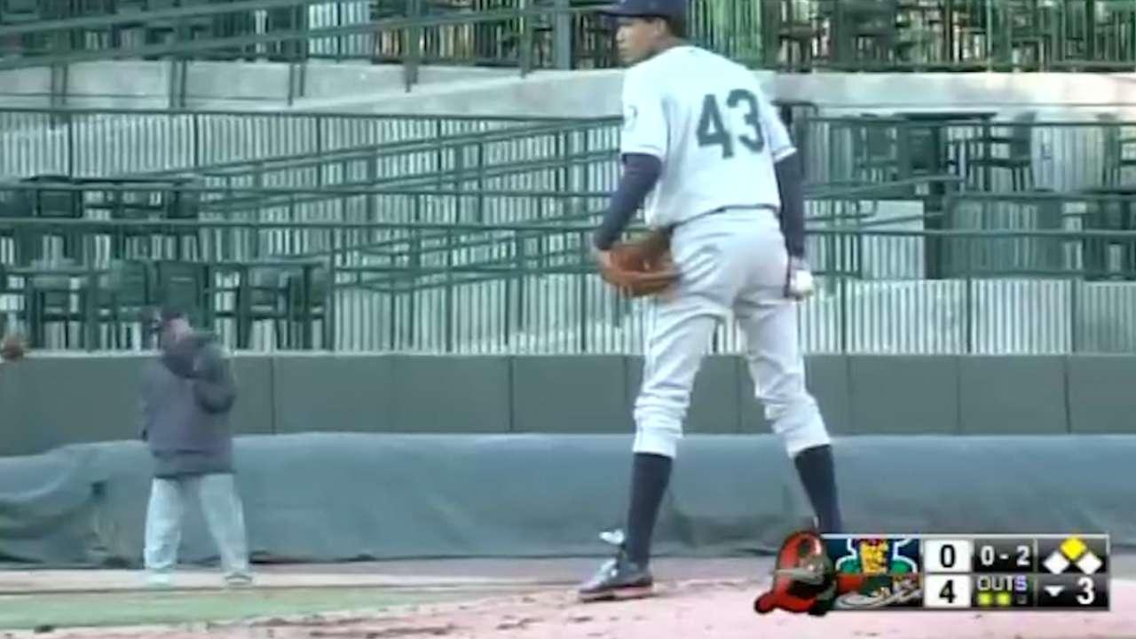 Top Prospects: Jorge, MIN